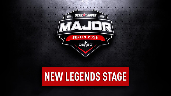 StarLadder Major Berlin : The New Legends Stage