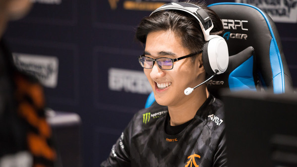 Fnatic part ways with Abed, sign 17-year old prodigy