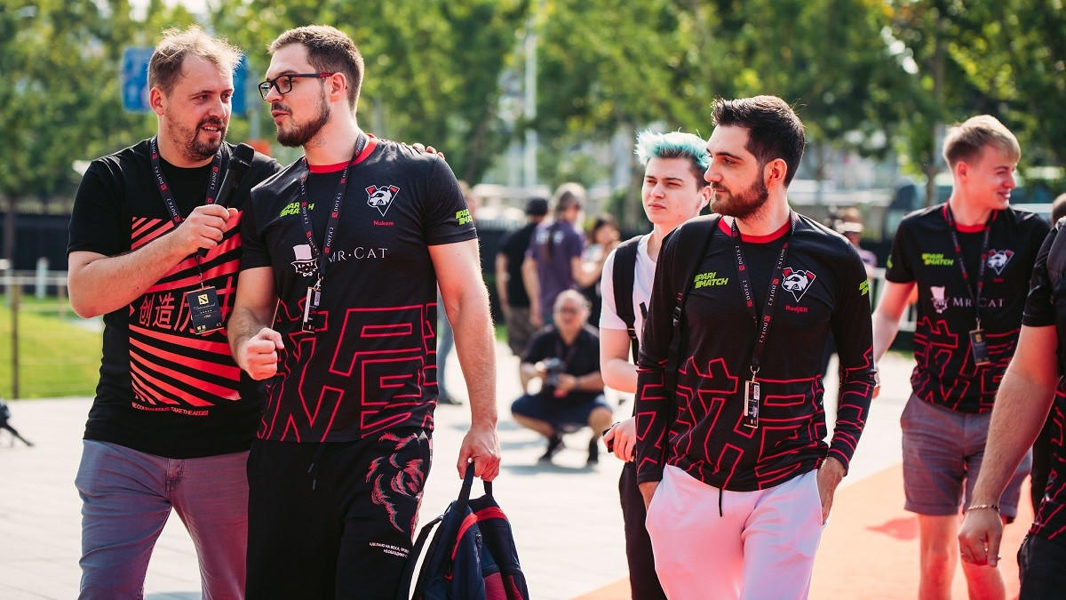 Update: 9pasha and ArsZeeqq leave Virtus.pro