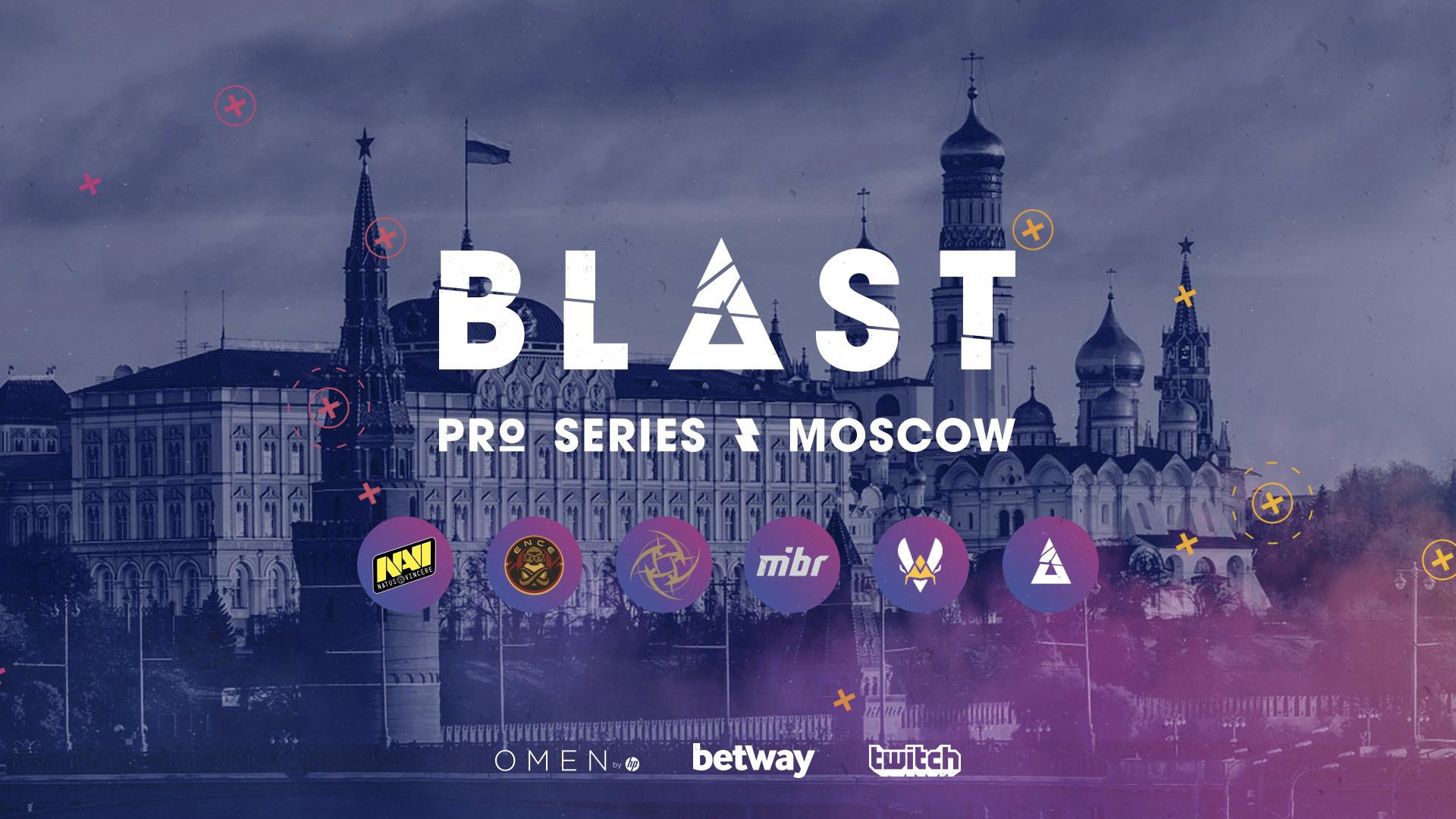 BLAST Pro Series Moscou : AVANGAR l'emporte !