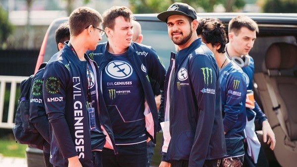 SumaiL leaves EG – Abed & RAMZEs join