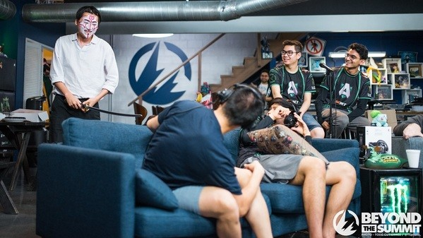 The Summit will be the first Minor of the season