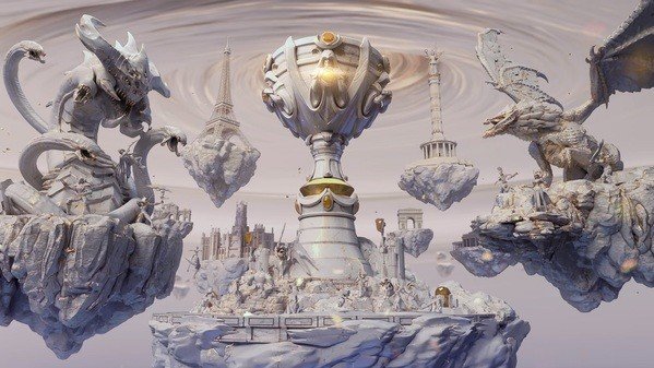 Worlds-Musik: Riot veröffentlicht orchestrale Version