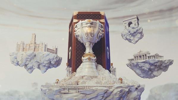 Dank Louis Vuitton: Worlds-Pokal bekommt Spezial-Koffer