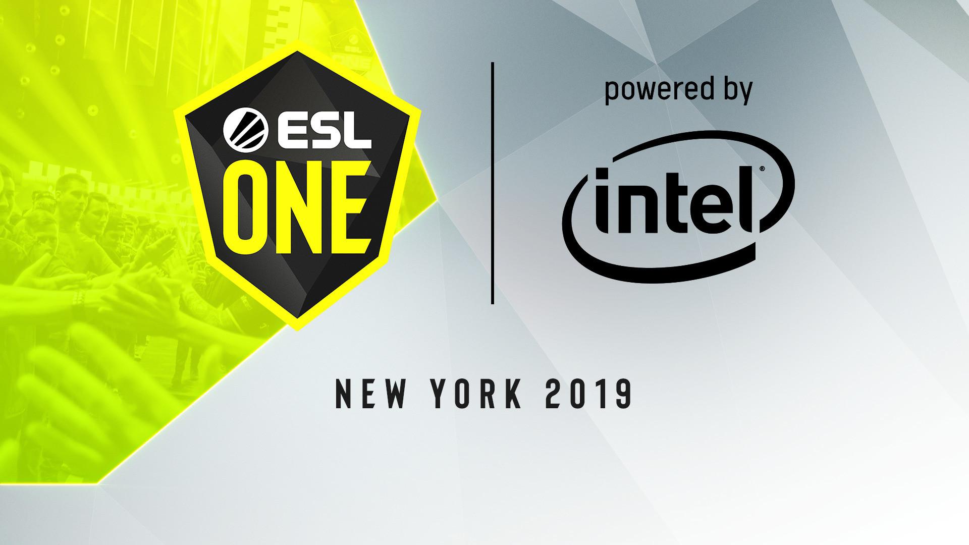 ESL One New York 2019 : EG l'emporte déjà !