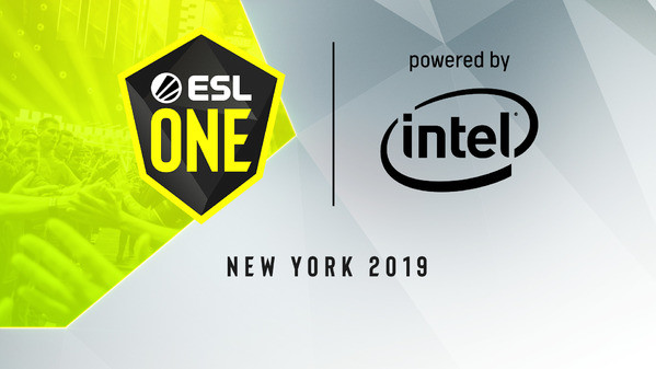 ESL One New York 2019 : EG l'emporte déjà !