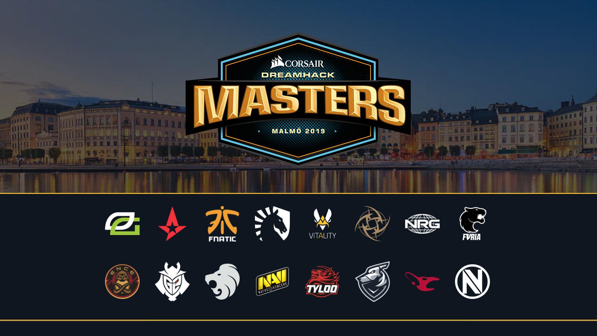 DreamHack Masters Malmö : fnatic devant Vitality