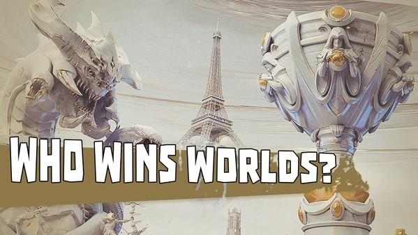 Wer gewinnt die Worlds 2019? Wir haben die Profis gefragt