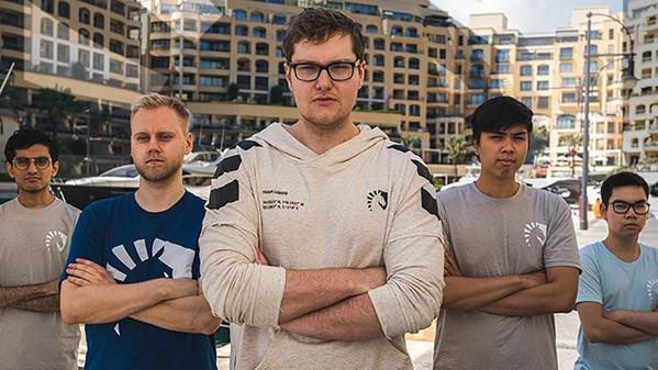 Team Liquid sign former Alliance squad