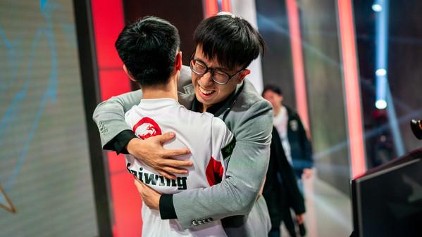 Triumph für LMS: Hong Kong Attitude folgt J Team und ahq in die Endrunde