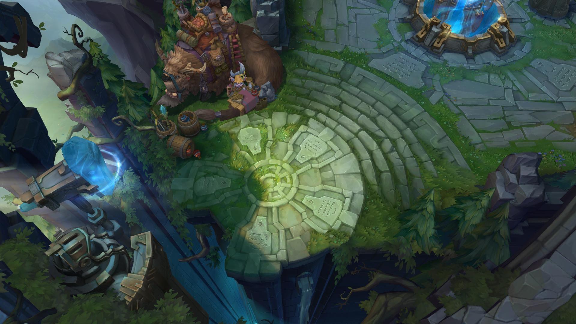 Pre-Season 10: Riot plant Map-Änderungen für Summoner's Rift