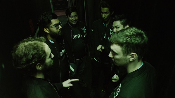 Quincy Crew have new offlaner as trial for the Summit