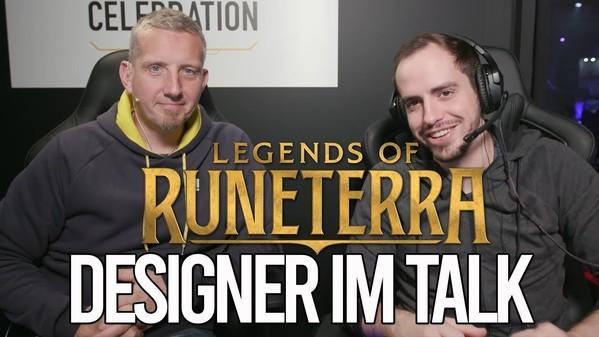 Teil 2 des Legends of Runeterra-Interviews mit Johnny