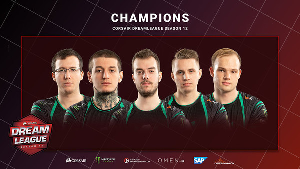 DreamLeague Season 12: underdogs and newcomers