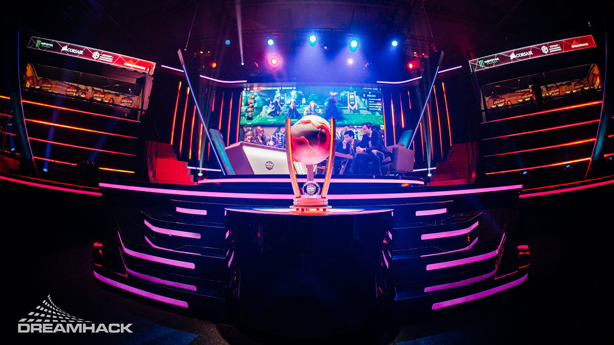 Second Major announced: DreamHack bring Dota to Germany