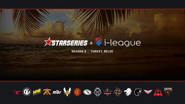 StarSeries i-League S8 : Vitality top 7/8, G2 top 5/6