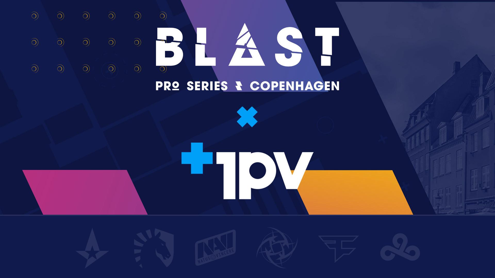 BLAST Pro Series Copenhague : FaZe l'emporte !