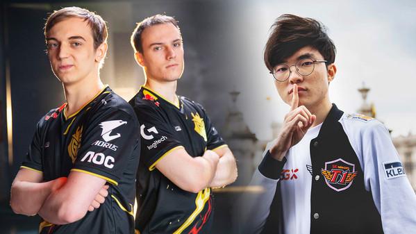 G2 und SKT im Duell: Europas Chance auf das perfekte Heimfinale