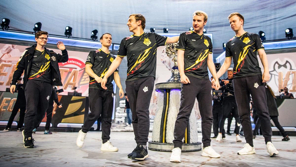 Die 5 besten Teamfights von G2 Esports im Worlds-Halbfinale