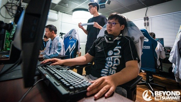 iG stomp their way to Minor victory