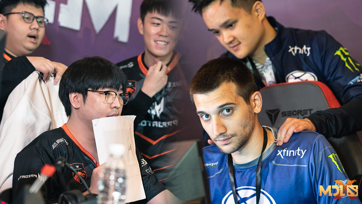 MVP vote: Who was the best player at the Chengdu Major?