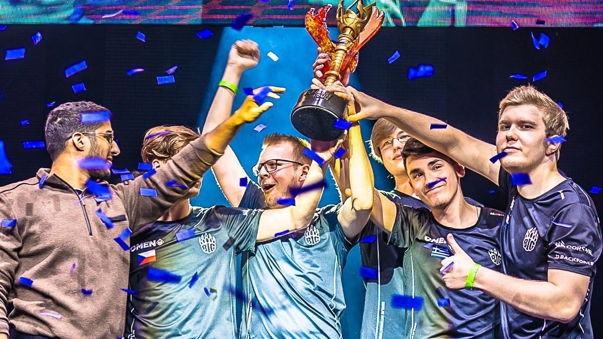 BIG gewinnt die Premier Tour in Neu-Ulm