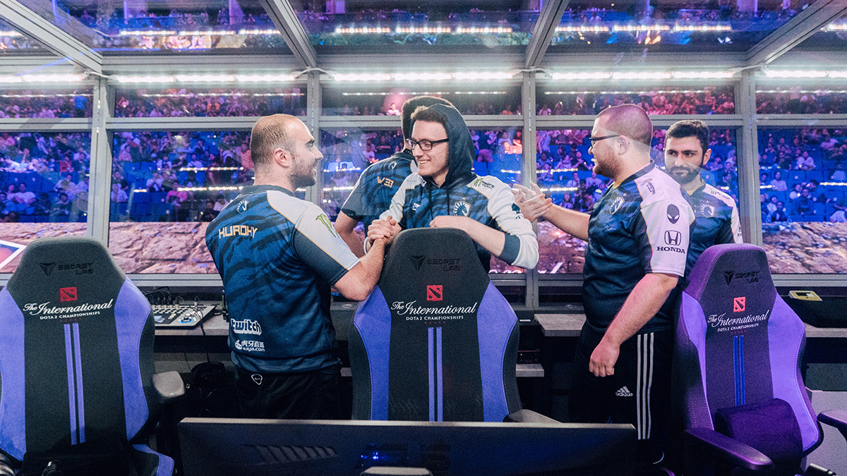 Nigma on the edge: one chance left to qualify directly for DreamLeague