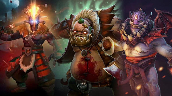 Pudge, Lion and Juggernaut: the most played heroes 2019
