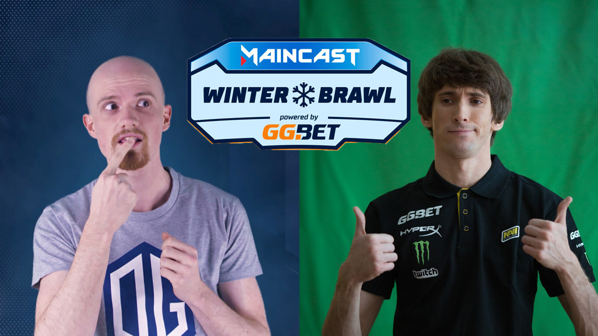 Maincast Winter Brawl - The first Dota 2 tournament this year