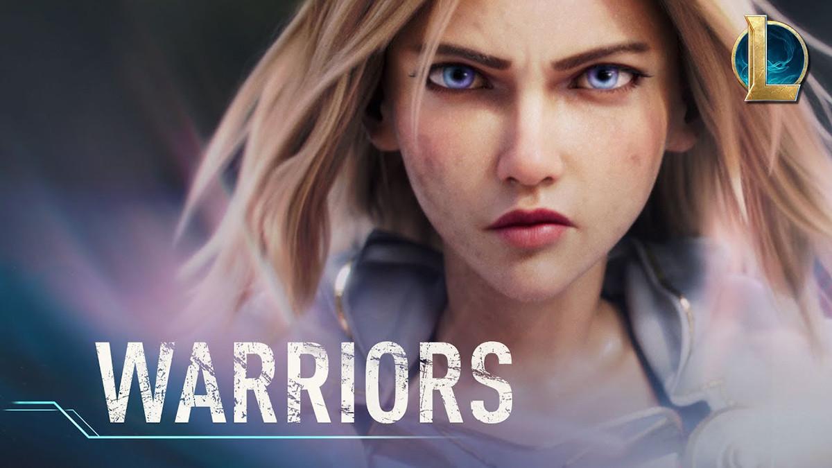 """""""Warriors"""": Neues Cinematic zum Start von Season 10"""