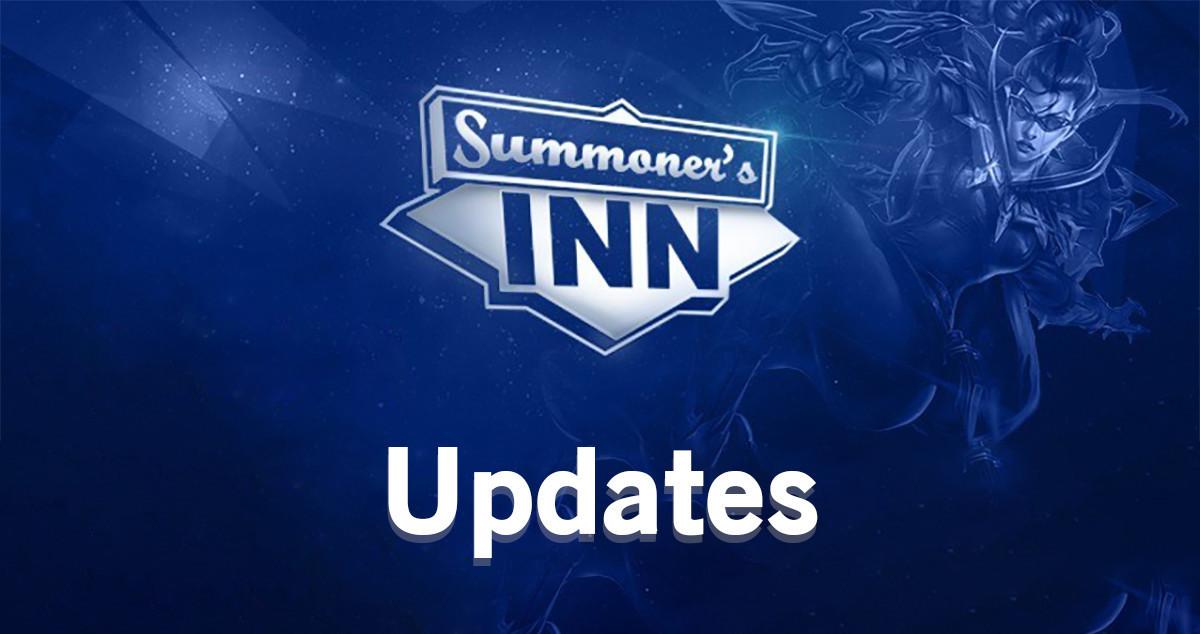 Änderungen bei Summoner's Inn: Prime League, LEC, LCS, LCK und mehr