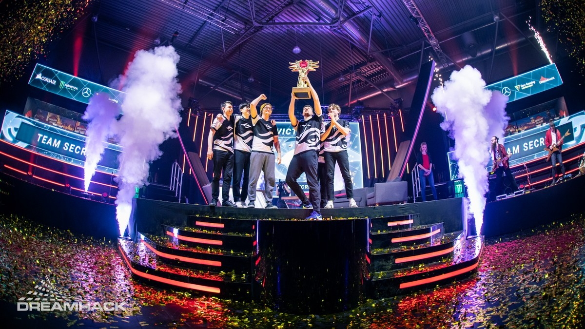 Secret claim Major title after insane Grand Finals
