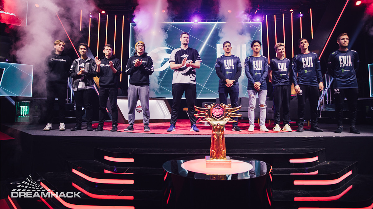 Team Secret's path to victory at the Leipzig Major