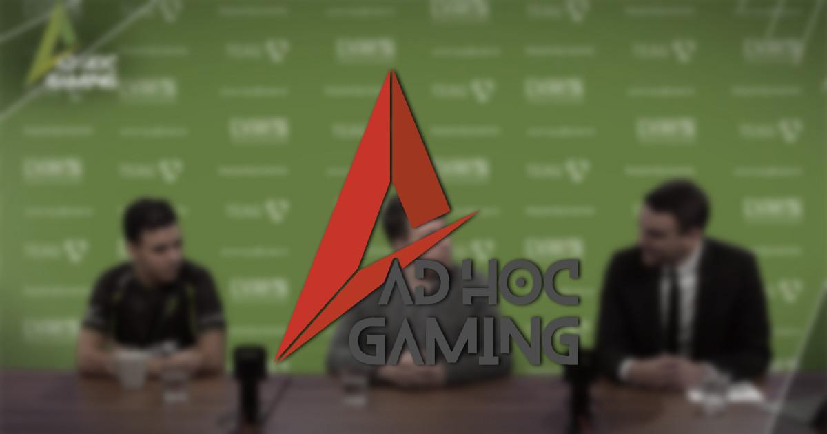 ad hoc gaming startet Twitch-Pressekonferenz