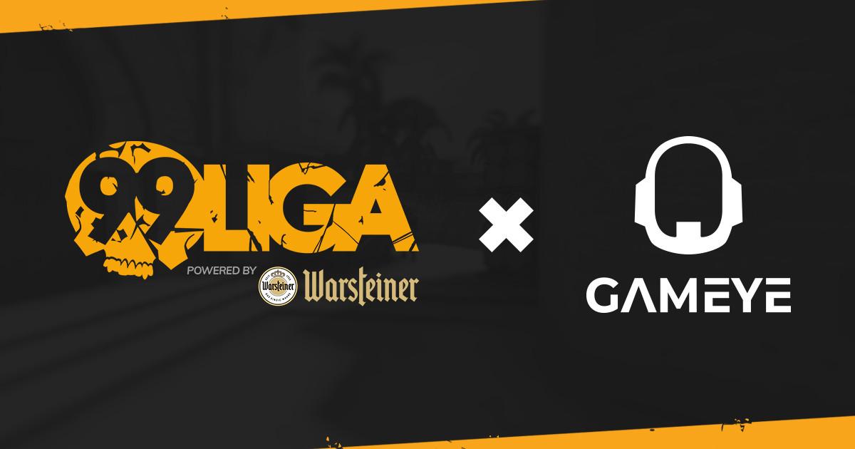Gameye wird Technologie-Partner der 99Damage Liga