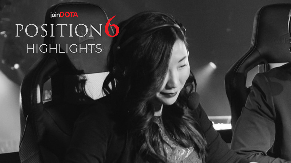"""Moxxi: """"I'm always gonna be super excited about incredible plays"""" – Position 6 Highlights"""