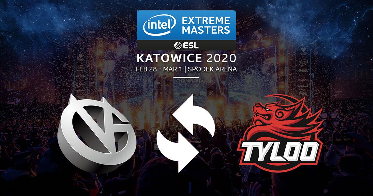 TYLOO ersetzt ViCi bei der IEM Katowice *Update*