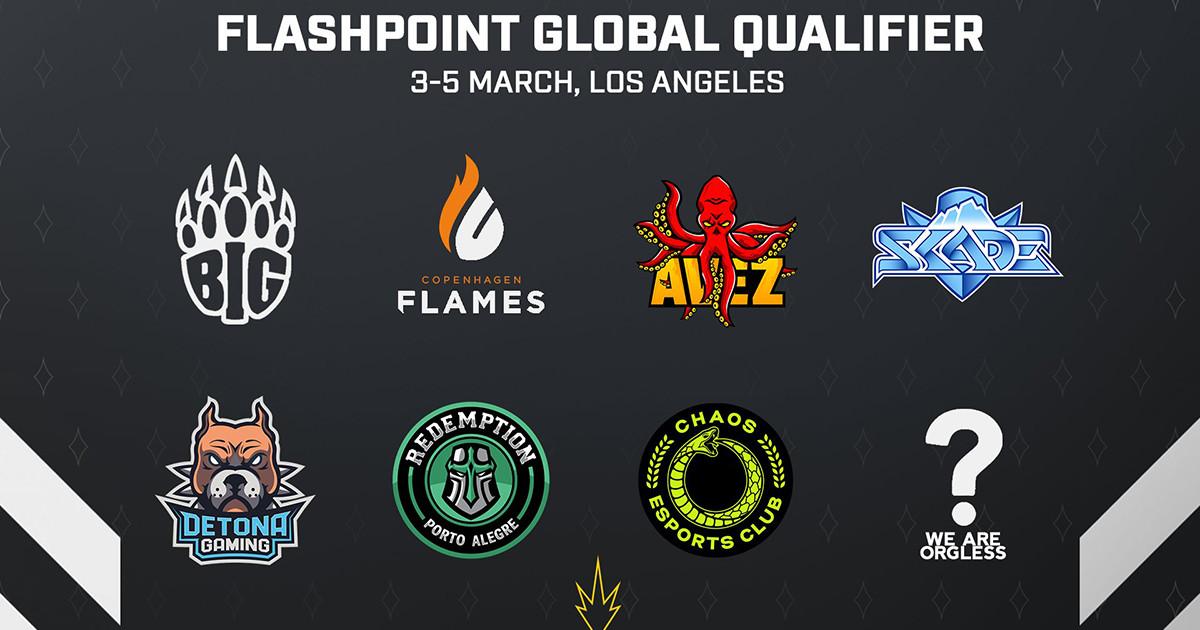 BIG goes America: Einladung zum FLASHPOINT-Qualifier
