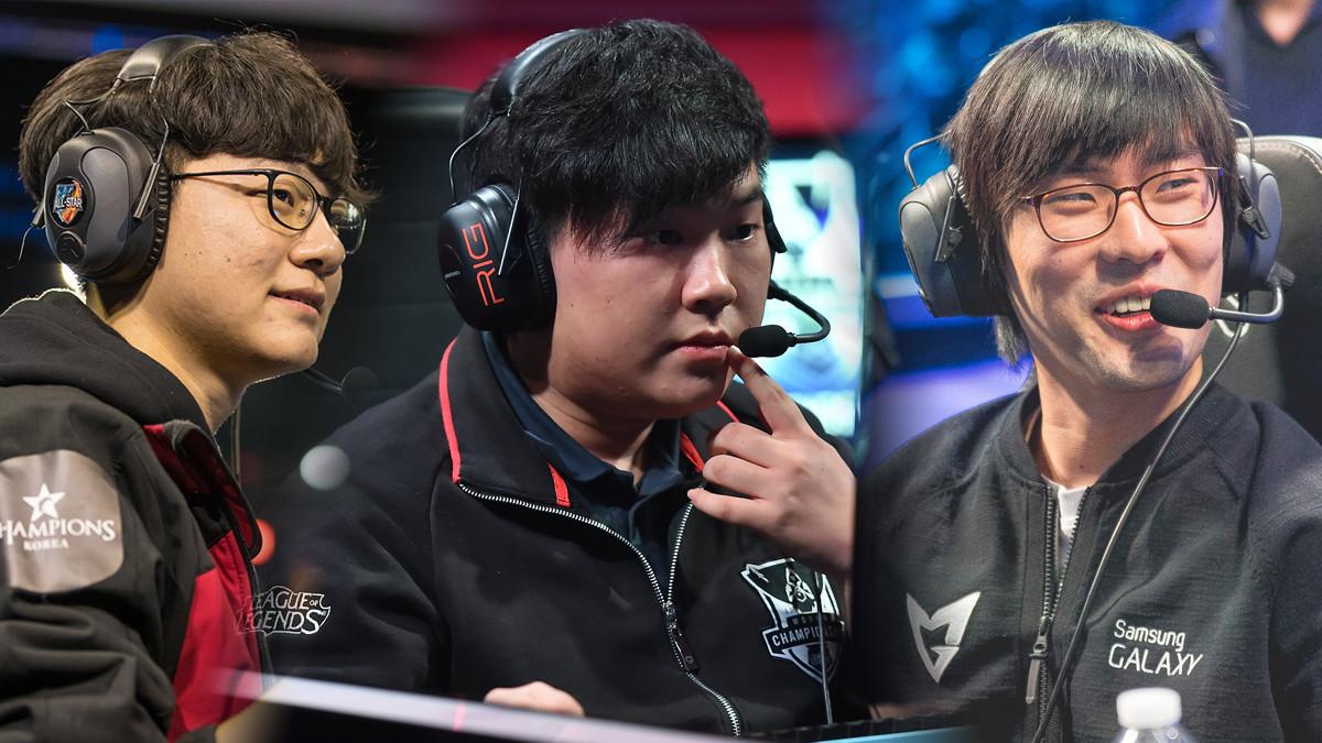Koreas Legenden greifen zur Maus: Showmatch mit MadLife, inSec, Ambition & Co.