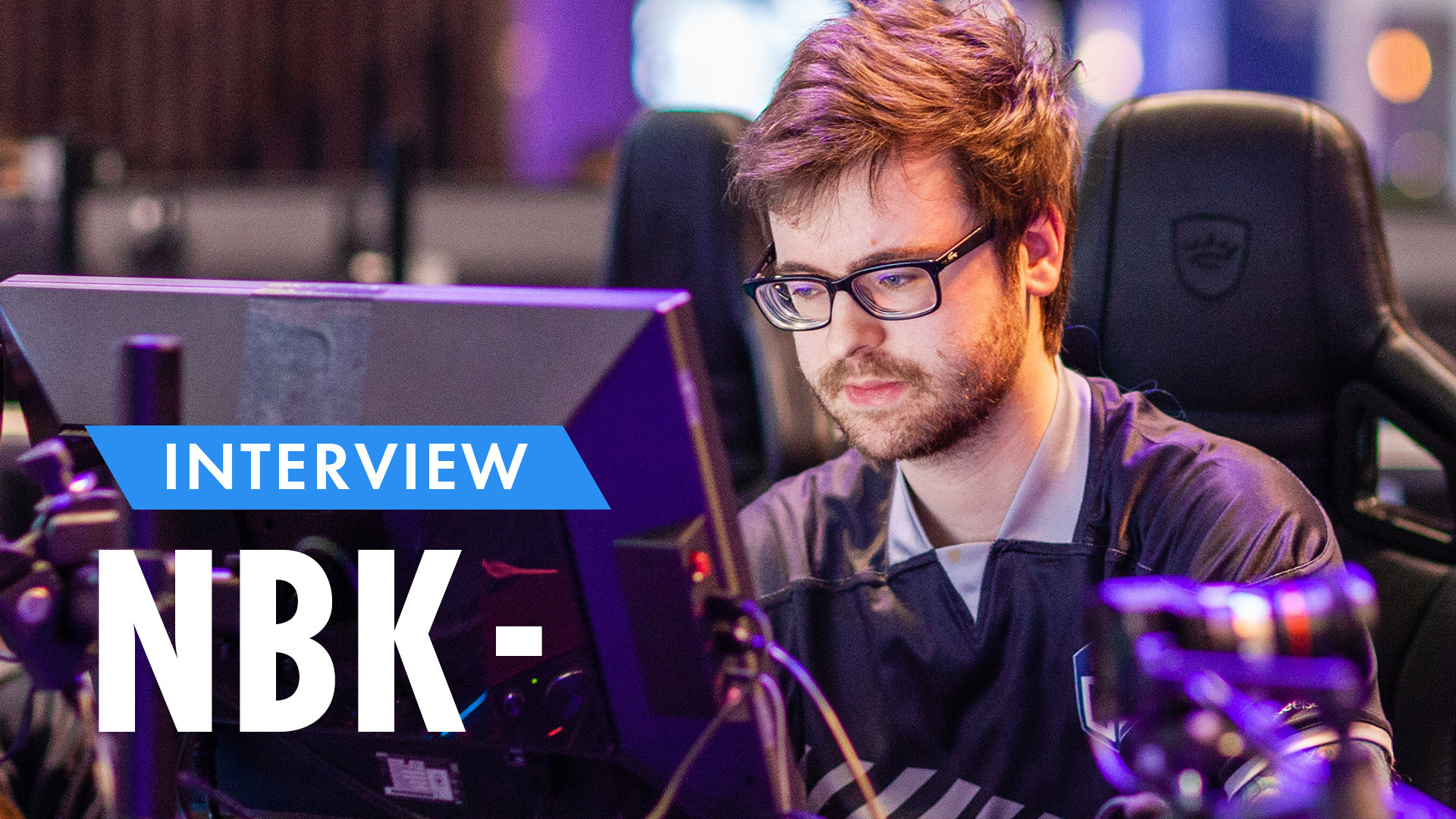 """NBK: """"I wanted to play against Vitality with ALEX as IGL"""""""