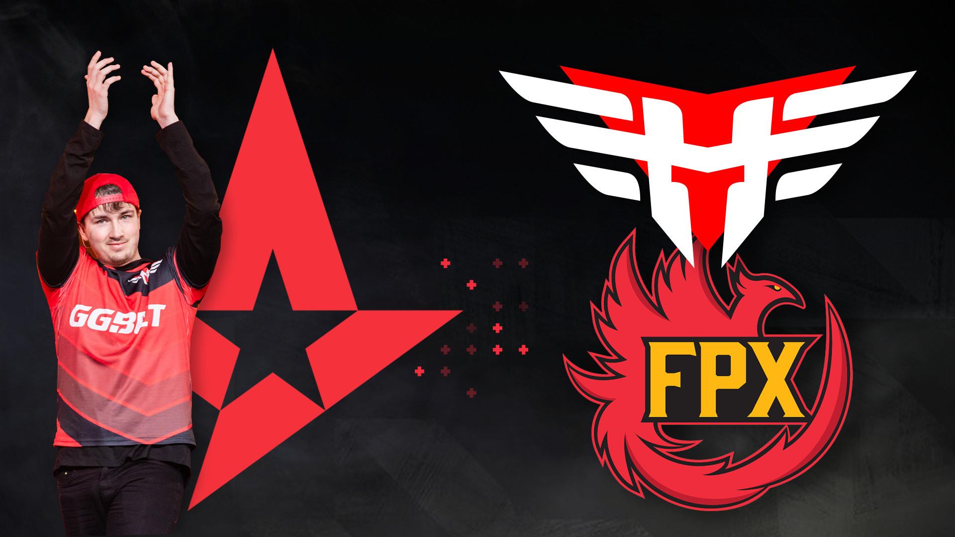 es3tag vers Astralis dans un roster à 6 joueurs, le deal FPX/Heroic en sursis !