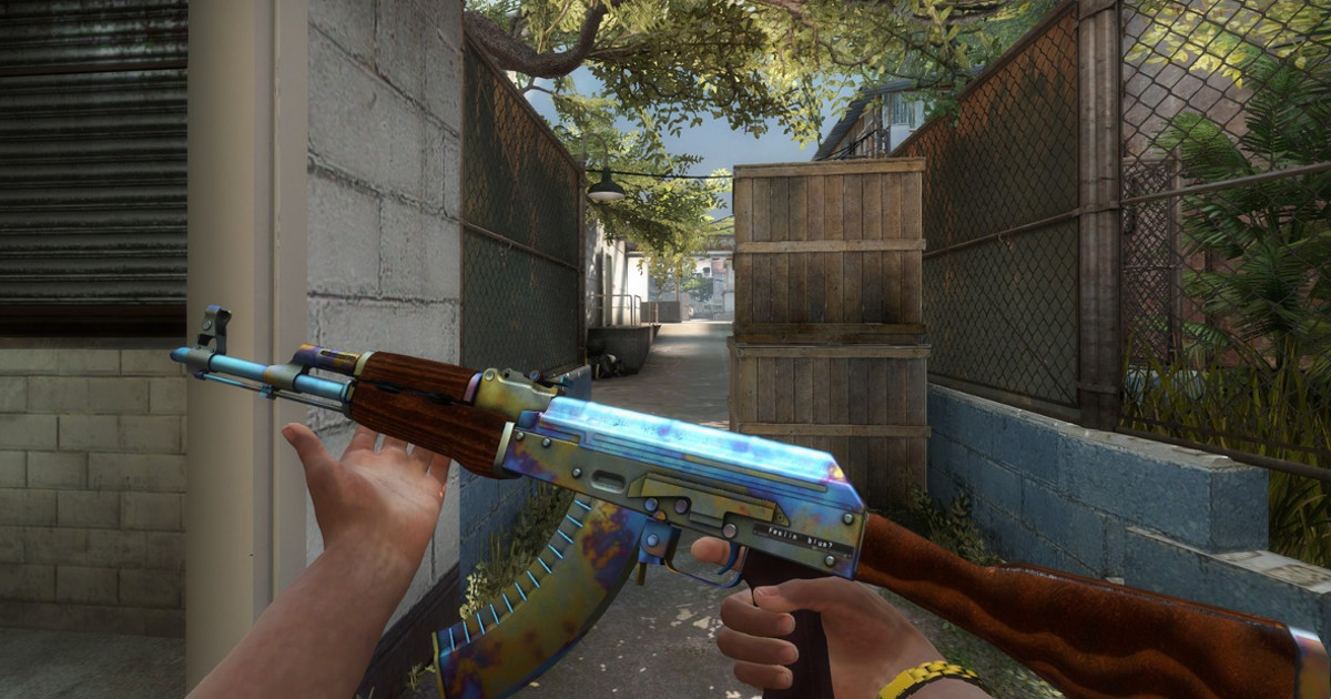 Besondere Skins in Counter-Strike