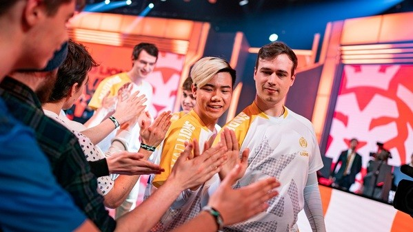 Sensation zum Playoff-Start: MAD Lions befördern G2 ins Lower-Bracket