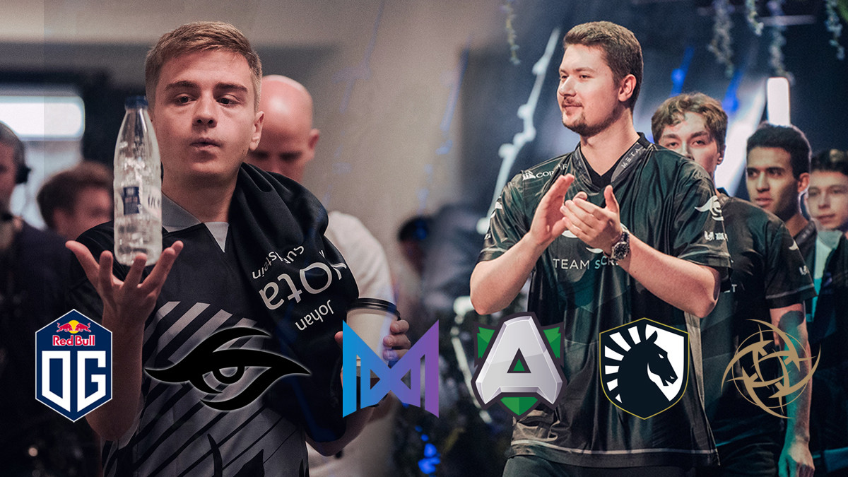 *Updated* OG & Secret fight for the throne – WePlay! Pushka League Power Ranking EU