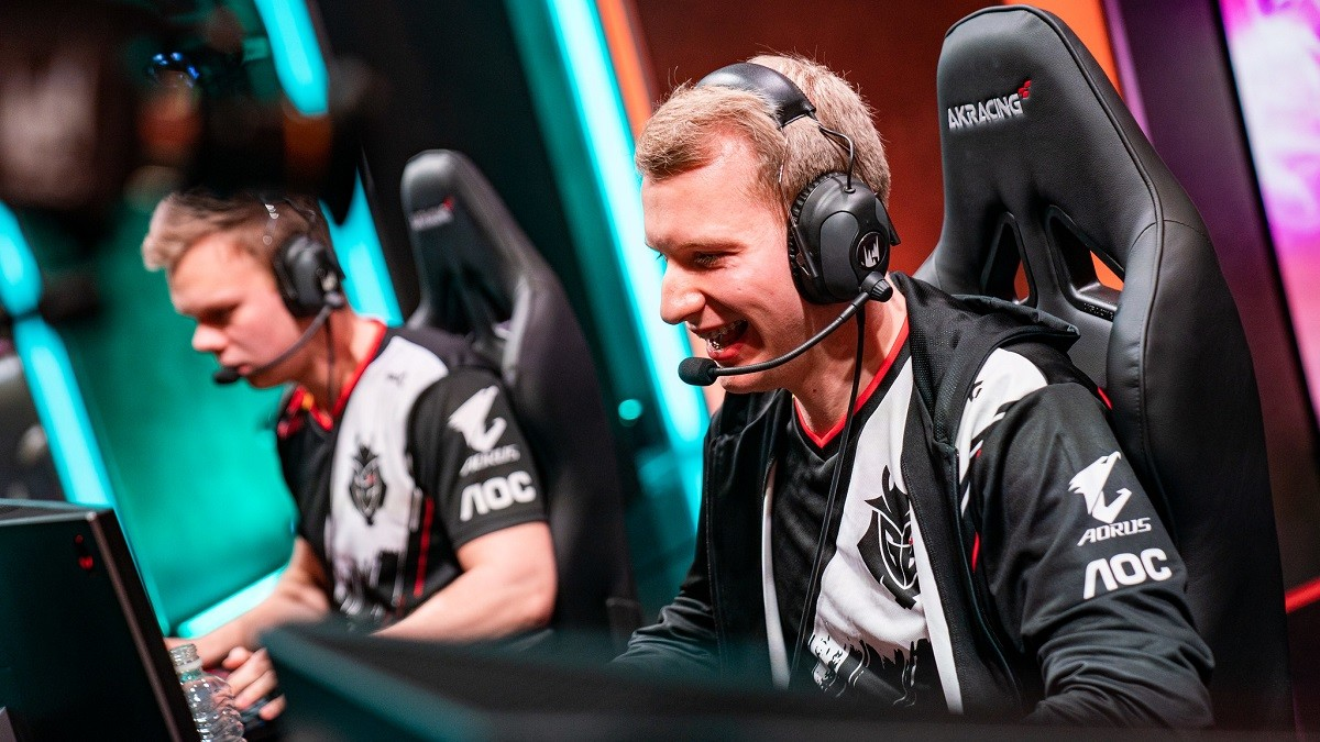 MAD Lions verpassen erneuten Erfolg: G2 bucht LEC-Finale mit Fnatic