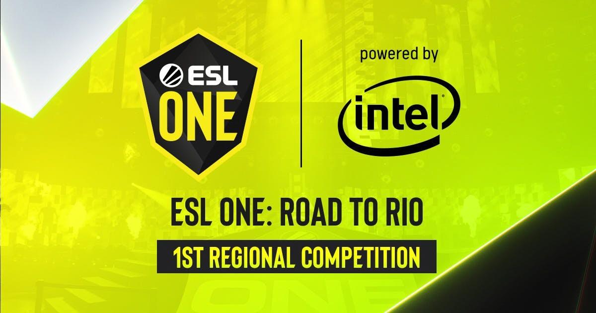 ESL One Road to Rio : Vitality, G2 et Heretics qualifiés