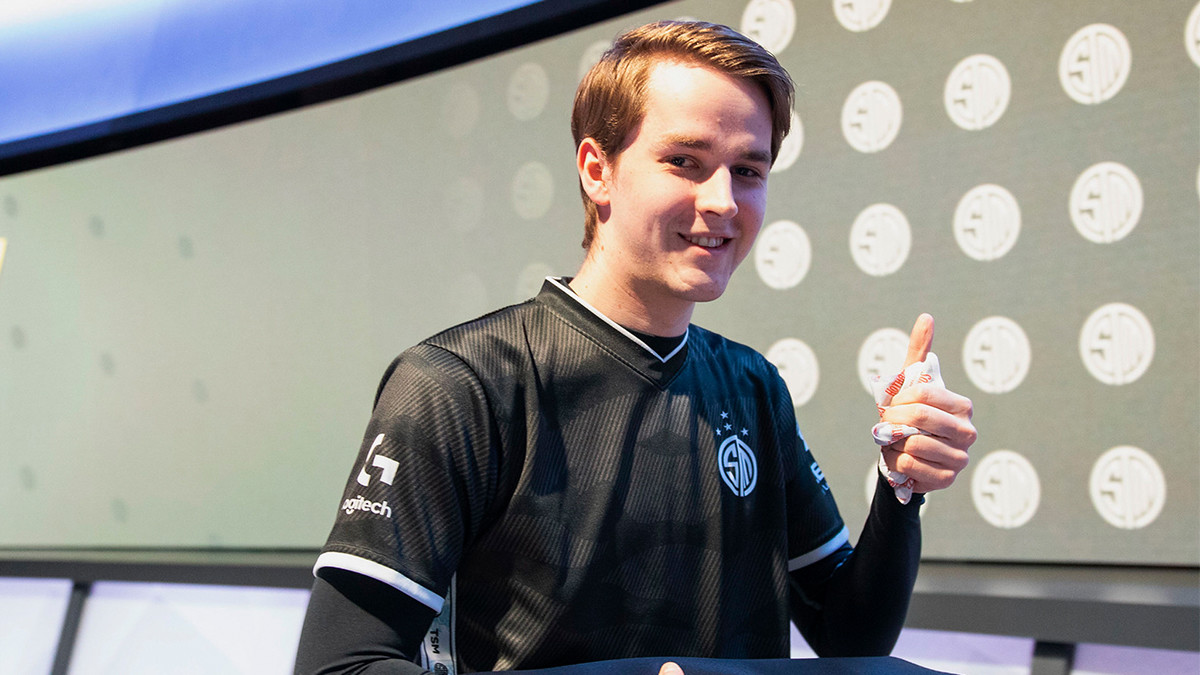 Rückkehr in die LEC: Kobbe schließt sich Misfits Gaming an
