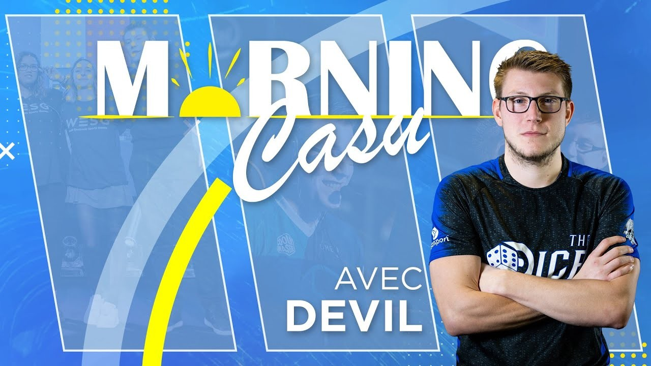 Replay : DEVIL dans le Morning Casu