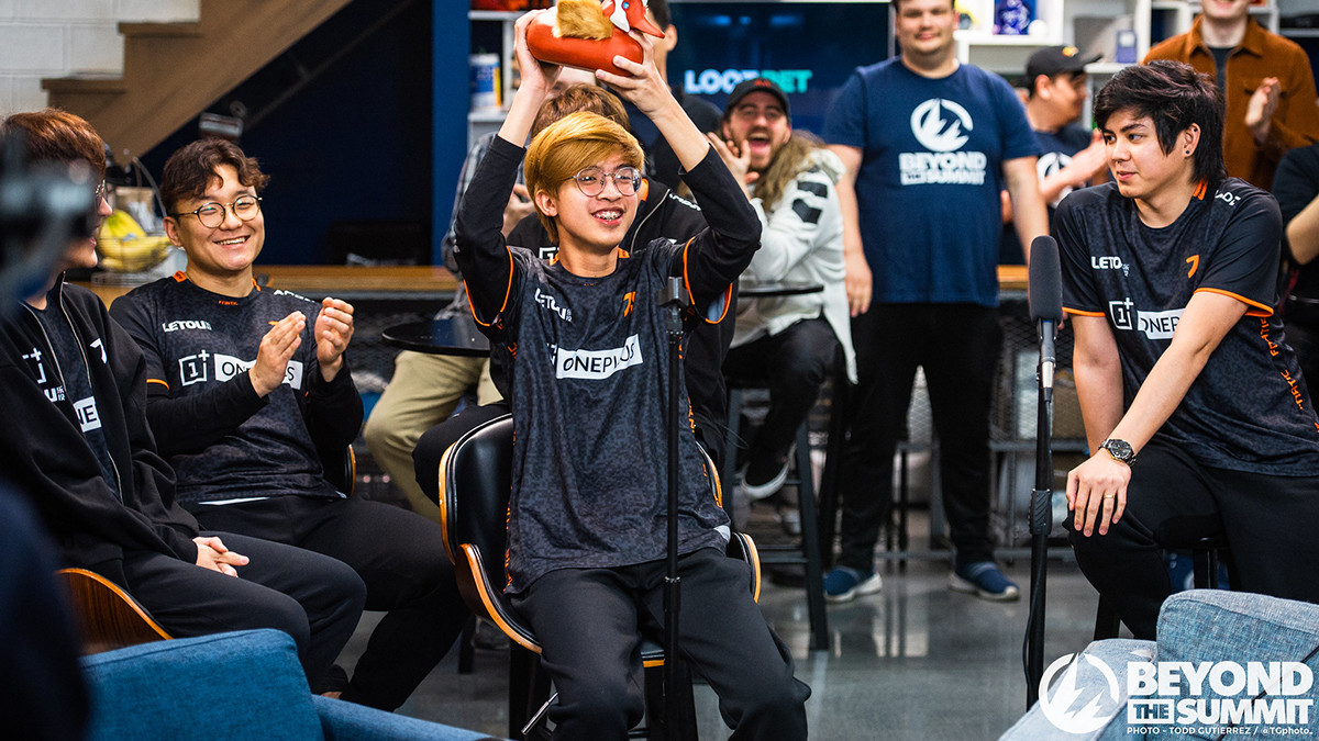 Fnatic claim fourth title in a row | ESL One update