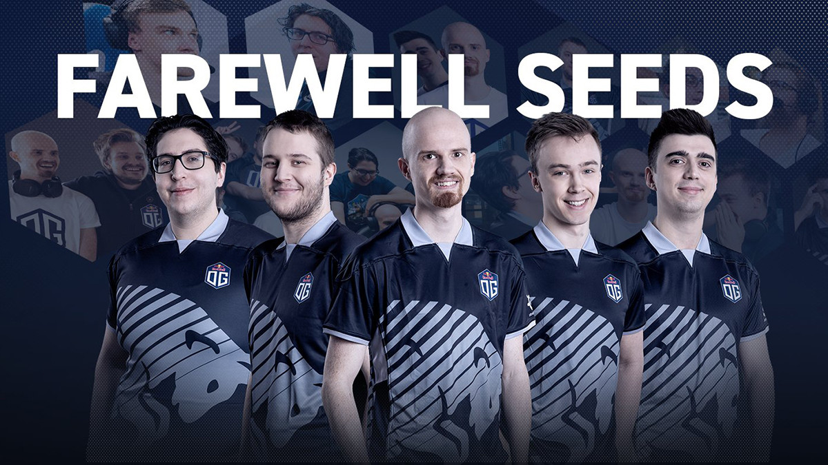 OG part ways with their academy squad OG Seed